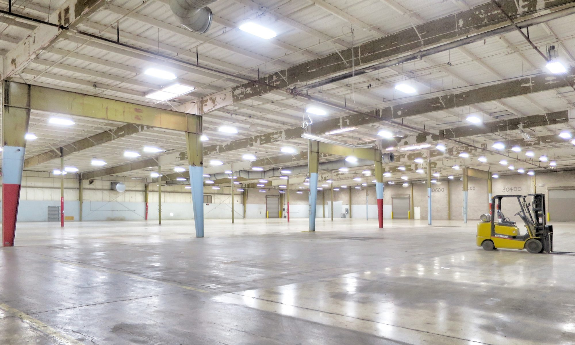 MANUFACTURING + WAREHOUSE FACILITY SPACE FOR LEASE